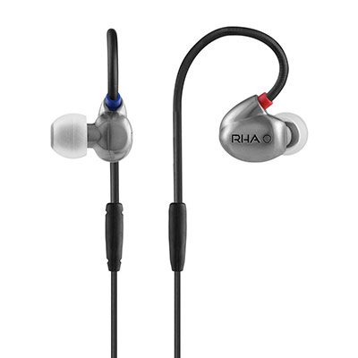 RHA T20 High Fidelity Noise Isolating earbuds