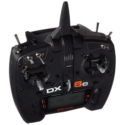 Spektrum DX6E 6Ch Radio Transmitter