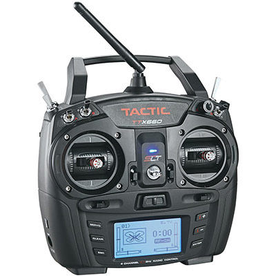 Tactic TTX660 6CH 2.4GHZ Slt Radio Transmitter