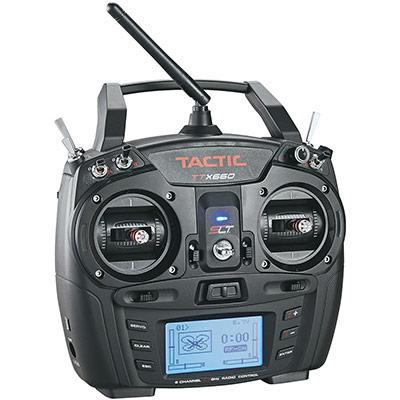Tactic TTX660 6CH 2.4GHZ Slt Radio Transmitter