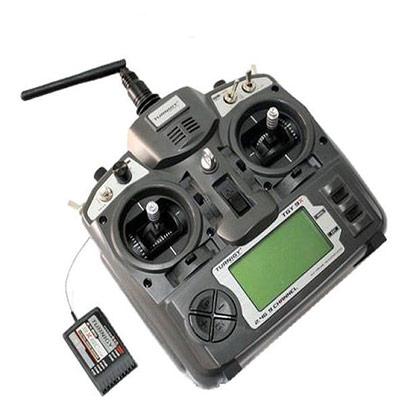 Turnigy 9X Transmitter (9-CH Mode 2)