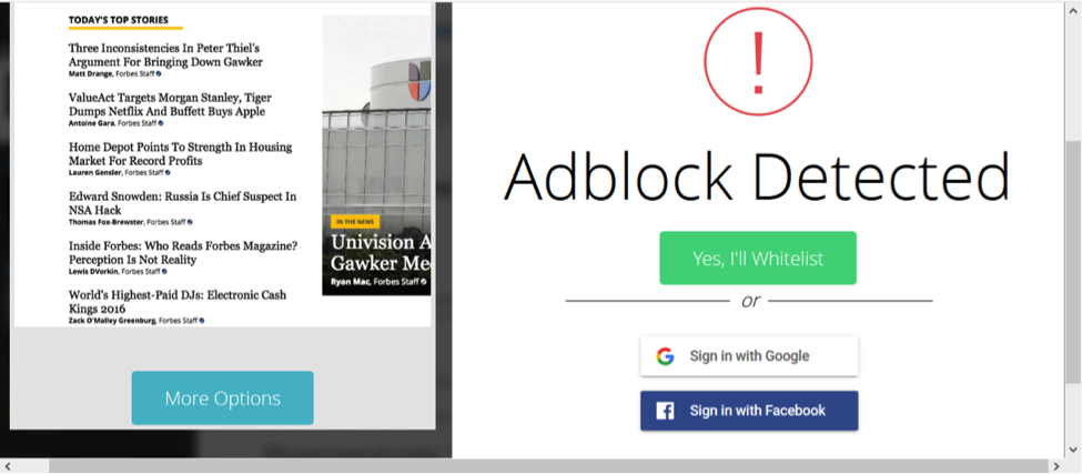 AdBlock Plus vs uBlock Origin: Which one to choose? - 3D Insider