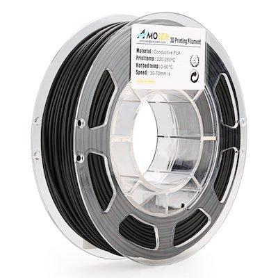 amolen-black-conductive-filament