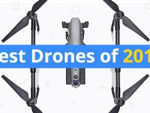 Best Drones of 2018