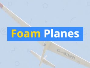 Best Foam Gliders and Foam RC Planes