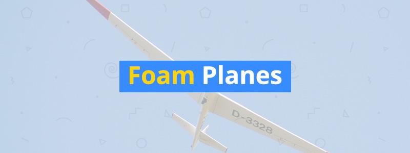 best-foam-plane-gliders