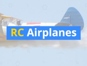 7 Best RC Airplanes