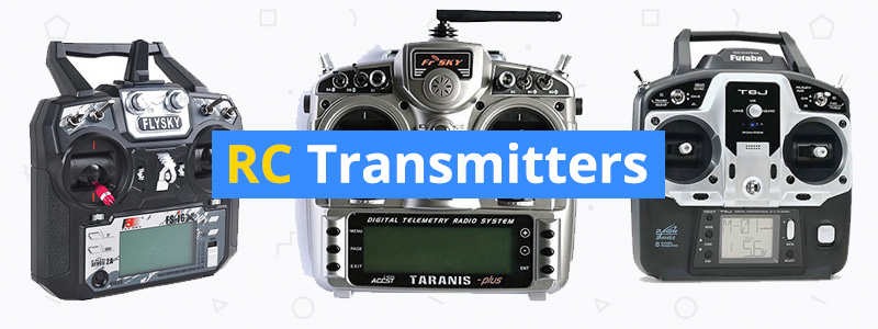 Best RC Transmitter for Drones, Cars, and Helicopters