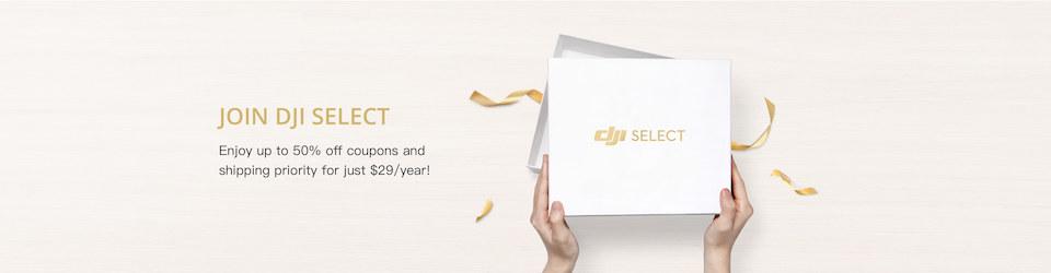 Is DJI Select membership worth it?