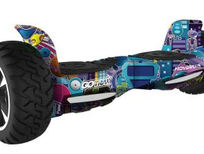 Gotrax Releases New Off Road Hoverboard