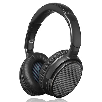iDealUSA Active Noise Cancelling Bluetooth Headphones