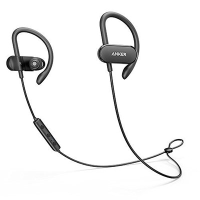 Anker Soundbuds Curve Wireless Waterproof Earbuds