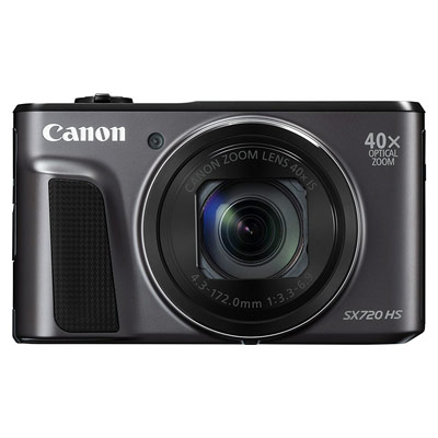 Best Budget Option - Canon PowerShot SX720 HS