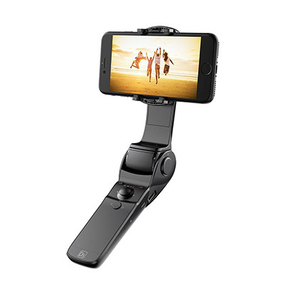 Foldable Handheld Smartphone Stabilizer
