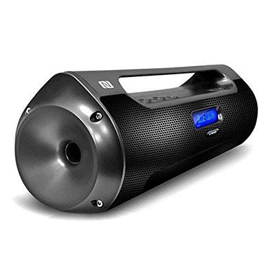 Pyle PBMSPG50 Street Vibe Bluetooth Portable Boombox Speaker