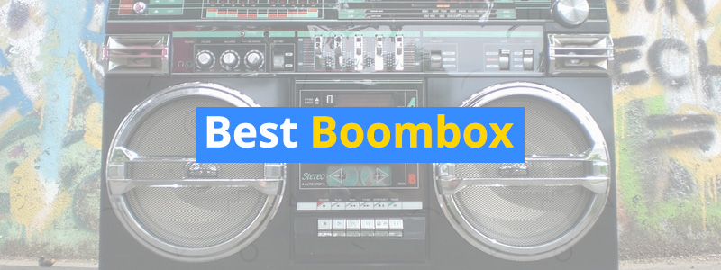 Best Boombox of 2019