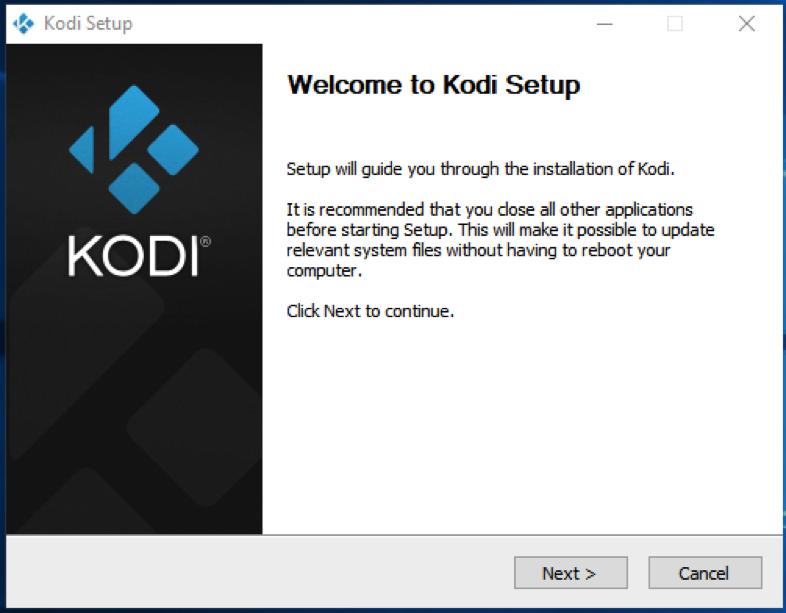 install-kodi-windows-7