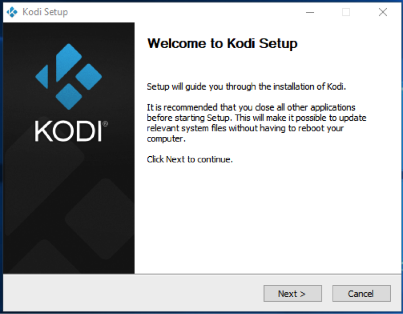 install-kodi-windows-7