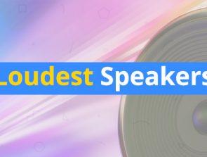 10 Loudest Bluetooth Speakers of 2019