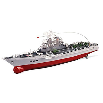 4CH HT3827a Large RC German Battleship