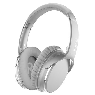 Barsone Active Noise Canceling Headphones with Hi-Fi Stereo Sound