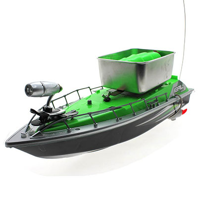 HuntGold Remote Control Bait Fishing Boat