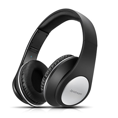 Jpodream Wireless Stereo Bluetooth Over Ear Headphones