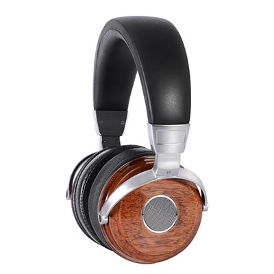 KINDEN Rose Professional Premium Wood Headphones