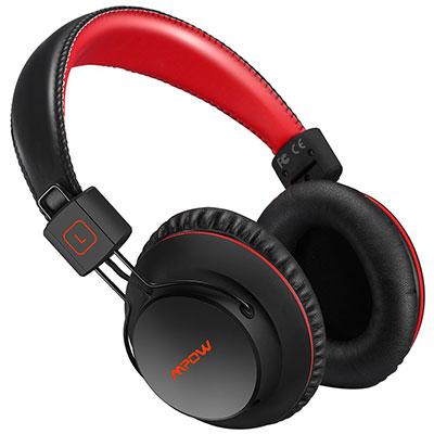 Mpow H1 Bluetooth Over Ear Lightweight Headphones