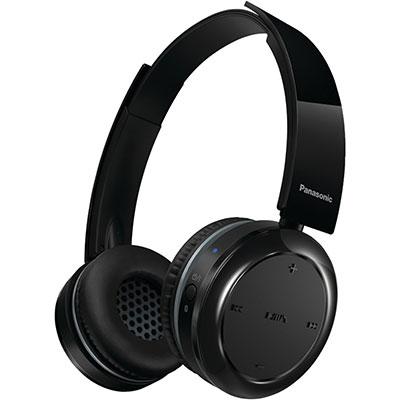 Panasonic Wireless Bluetooth On-Ear Stereo Headphones