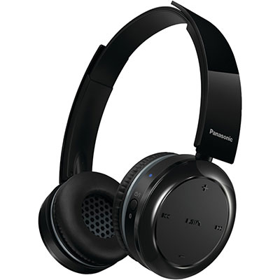 Panasonic Wireless Bluetooth On-Ear Stereo Headphones