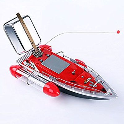 RC Bait Carrier Fishing Boat