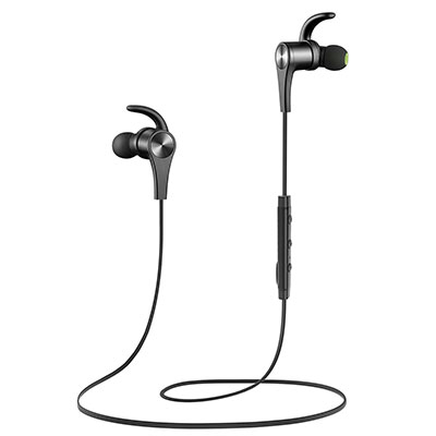 SoundPEATS Magnetic Bluetooth 4.1 Earbuds