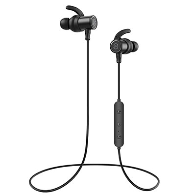 SoundPEATS Bluetooth Earphones, Wireless 4.1 Magnetic Earbuds