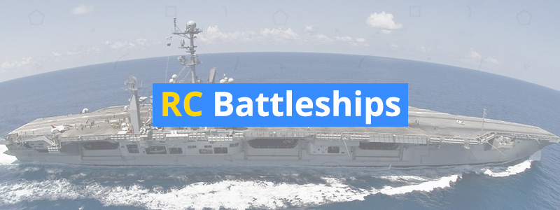 Best RC Battleships and Warships
