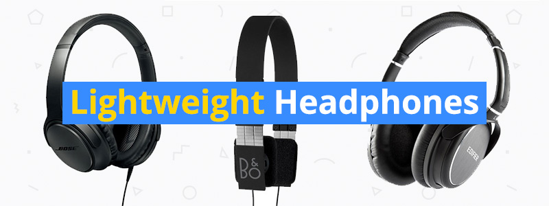 b7afa670a8d Best Lightweight Headphones: Lightest and Comfortable - 3D Insider