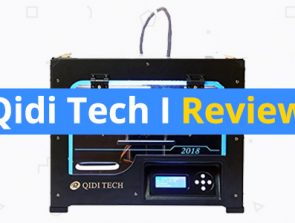 Qidi Tech I 3D Printer Review
