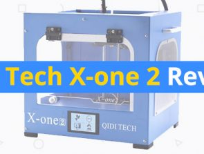 Qidi Tech X-one 2 Review