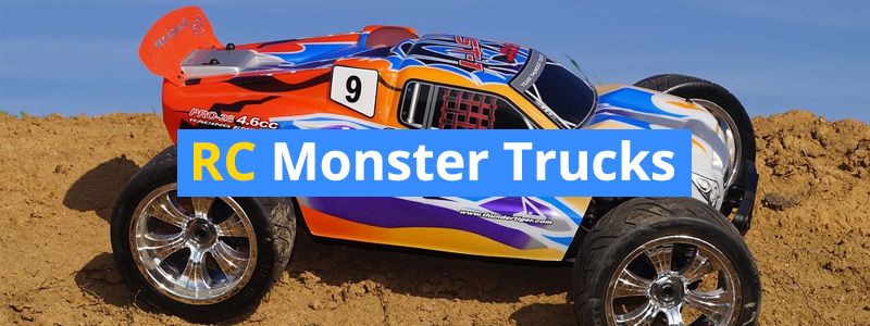 7 Best RC Monster Trucks