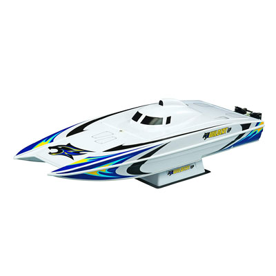 Aquacraft Wildcat Catamaran RC Speedboat
