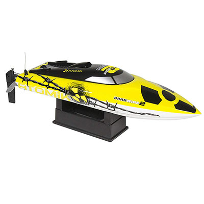 Atomik RC Barbwire 2 High-Speed RC Boat