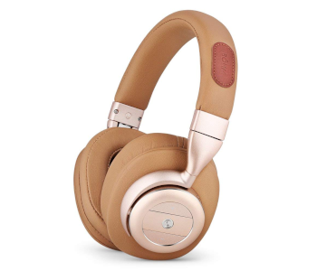 BÖHM Wireless Bluetooth Over Ear Cushioned Headphones with Active Noise Canceling