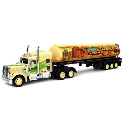 Camel Jungle Express 12 Wheel Semi-Trailer