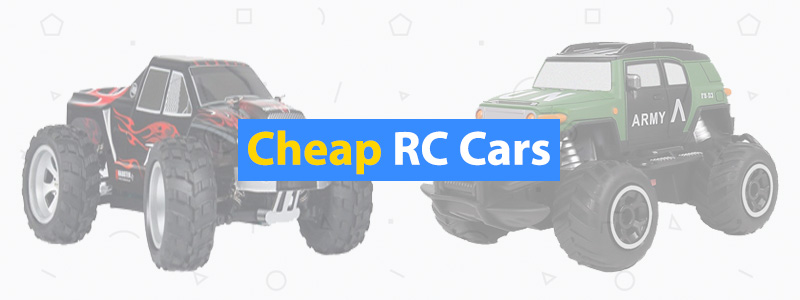 Cheap RC Cars Under $50