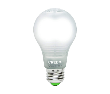 Cree Connected Dimmable LED Light Bulb