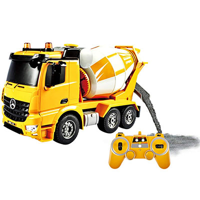 DOUBLE E RC 4WD Mixer Truck