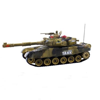 Haktoys HT502 RC 12'' Fighting Battle Tanks