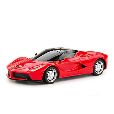 LaFerrari RC Bright Red Sports Racing Car