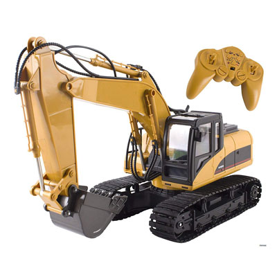 Memtes Fully-functional RC Excavator