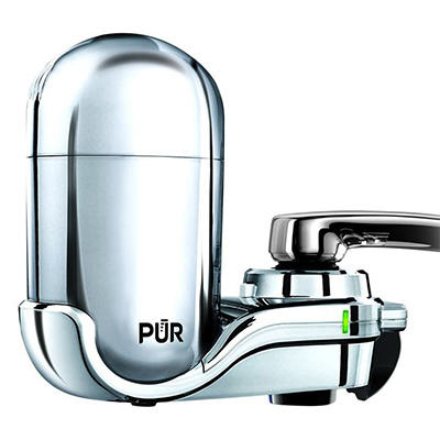 PUR FM-3700B 3-Stage Advanced Faucet Water Filter